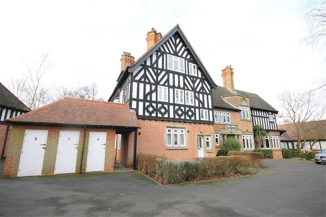 Thumbnail Flat for sale in Lochbuie, The Park, Mansfield, Nottinghamshire