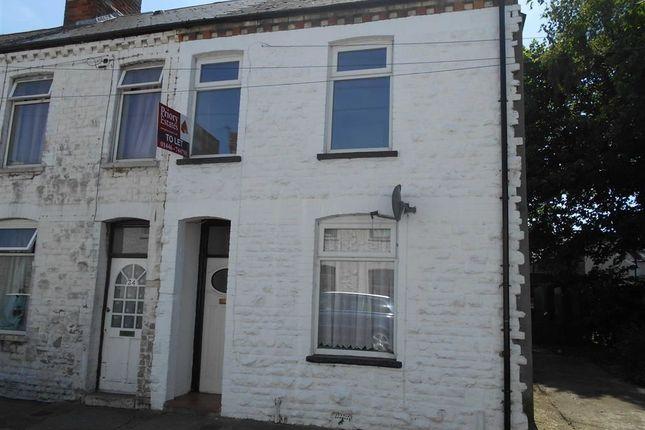Davies Street, Barry, Vale Of Glamorgan CF63