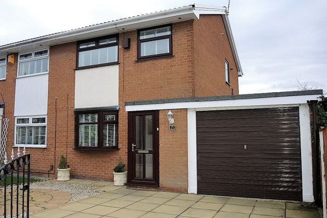 Thumbnail Semi-detached house for sale in Springfield Way, West Derby, Liverpool