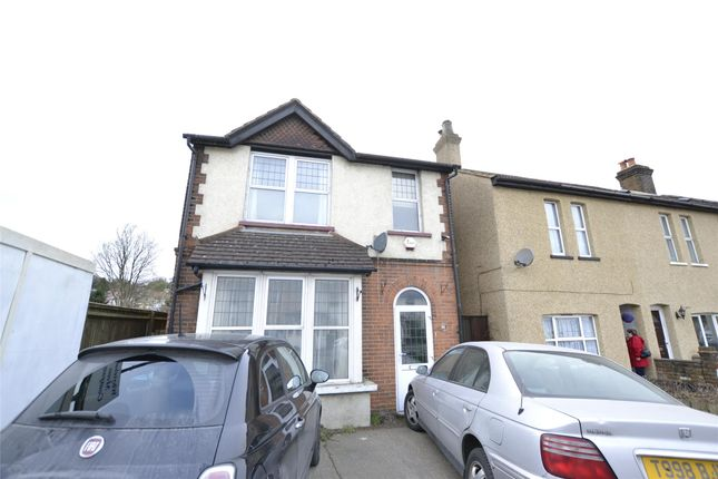 Thumbnail Detached house to rent in Godstone Road, Whyteleafe, Surrey