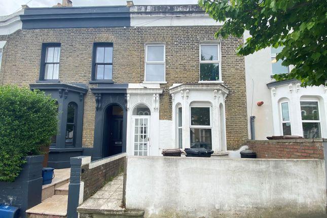Thumbnail Terraced house to rent in Glenham Road, Hackney