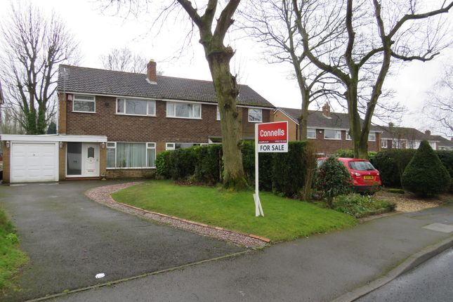 Thumbnail Semi-detached house for sale in Argyle Road, Walsall