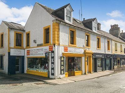 Thumbnail Retail premises for sale in 25 & 27 Victoria Street, Newton Stewart