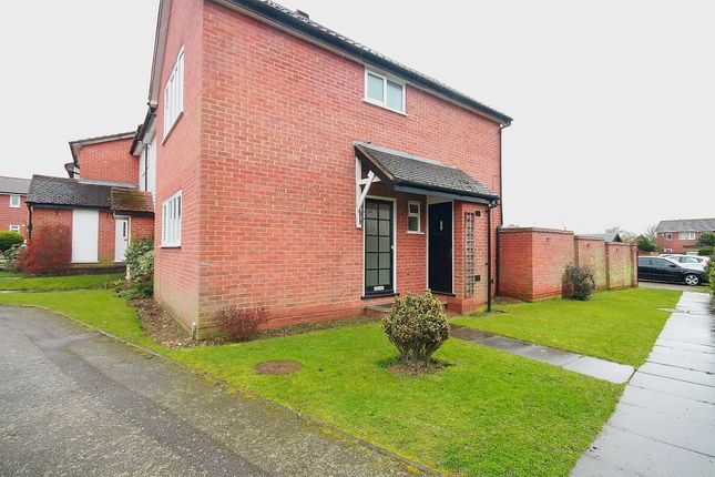 Thumbnail End terrace house for sale in Ladywell Prospect, Sawbridgeworth