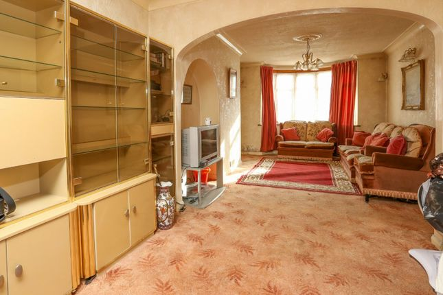 Living Room of Carew Road, Mitcham, Surrey CR4