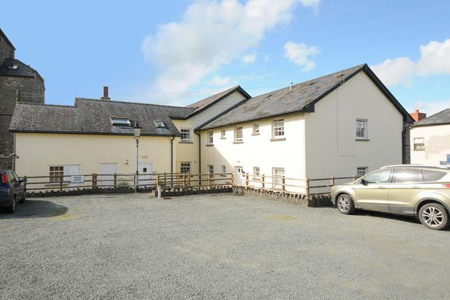 Thumbnail Flat for sale in Plough House, Builth Wells