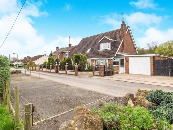 Thumbnail Detached house for sale in Northfield Avenue, Pleasley Vale, Mansfield, Derbyshire