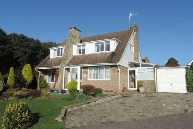 Thumbnail Detached house for sale in Hawkhurst Way, Bexhill On Sea, East Sussex