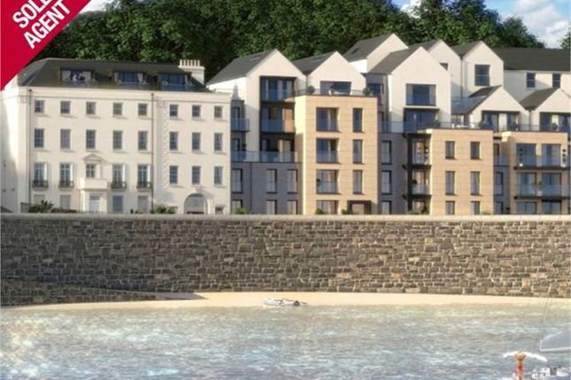 Thumbnail Flat for sale in 4 Carrick House, Havelet Waters, St Peter Port