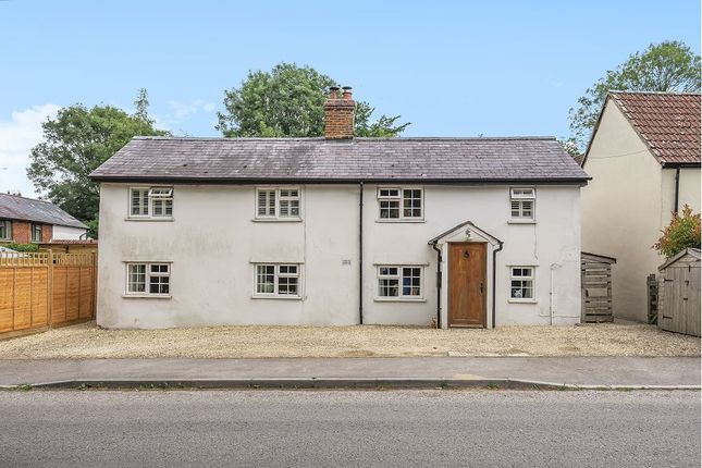 Thumbnail Detached house for sale in Shrewton Road, Chitterne, Wiltshire