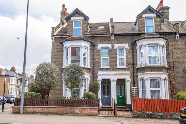 Thumbnail End terrace house for sale in Church Hill, London