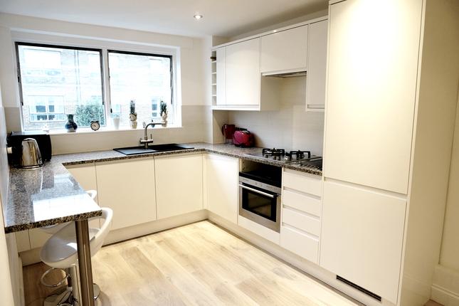 Thumbnail Flat to rent in Ampton Street, London