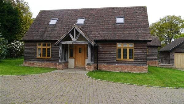 Thumbnail Detached house to rent in Cotmans Ash Lane, Kemsing, Sevenoaks