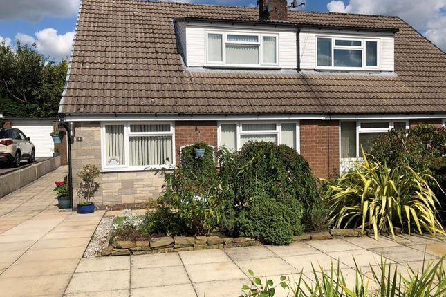 Thumbnail Semi-detached house for sale in Wayoh Croft, Edgworth, Turton, Bolton