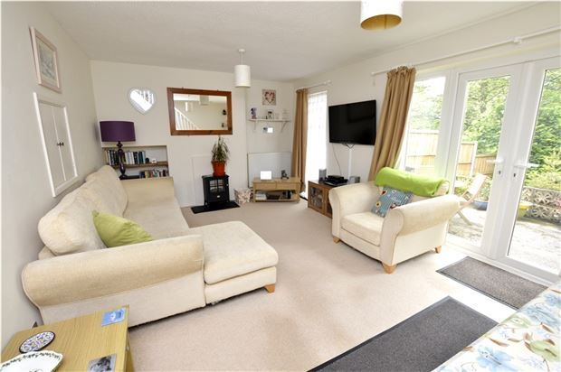 Thumbnail Terraced house for sale in The Hill, Merrywalks, Stroud, Gloucestershire