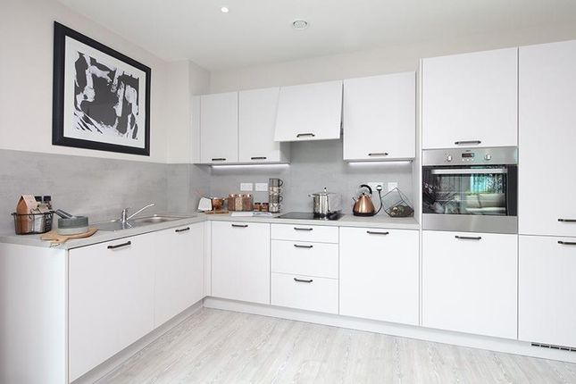 "Thumbnail Property for sale in ""Chamberlain Court"" at Station Parade, Green Street, London"