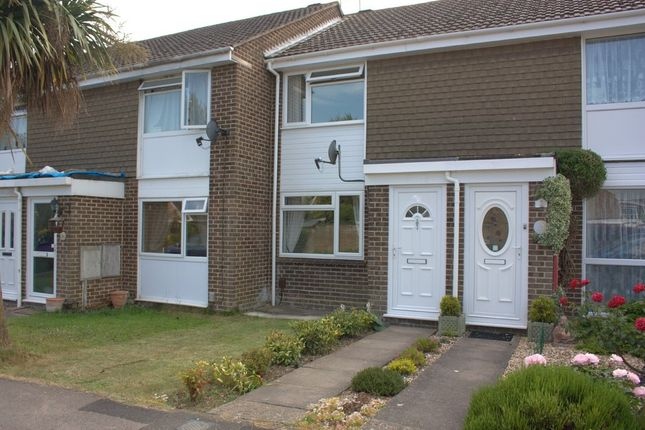 Thumbnail Terraced house to rent in Mortimer Way, North Baddesley, Southampton