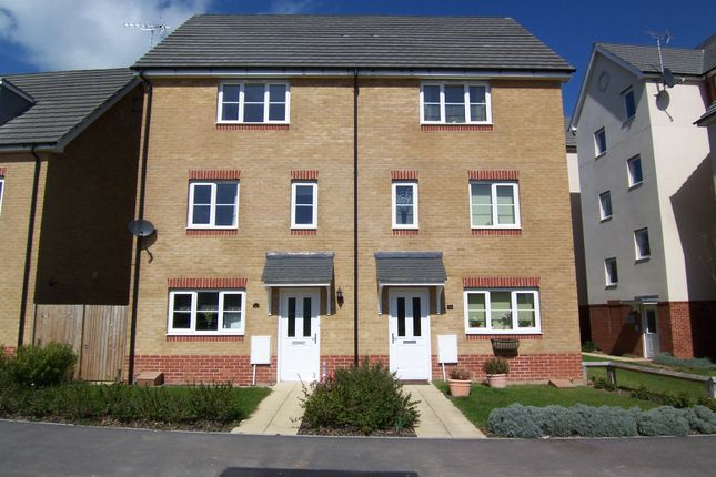Thumbnail Semi-detached house to rent in Olliver Acre, Wick, Littlehampton