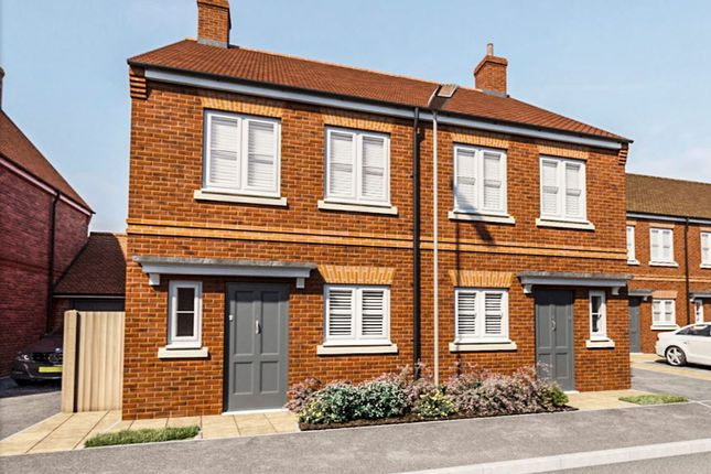 2 bed semi-detached house for sale in South Lane, Ash GU12