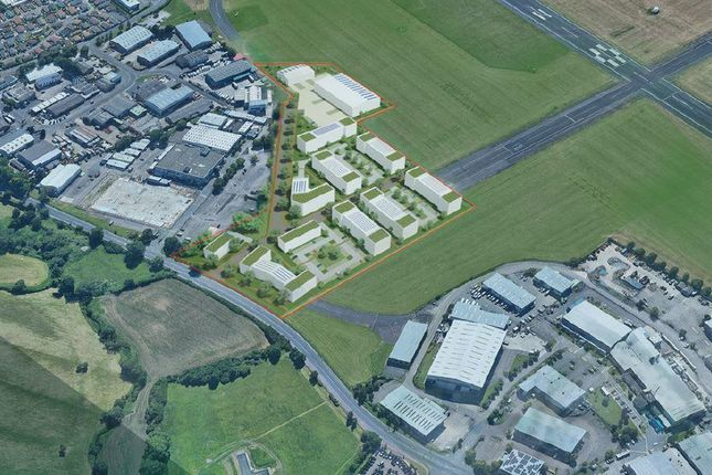 Thumbnail Warehouse for sale in Cgx Connect, Gloucestershire Airport, Staverton, Cheltenham, South West