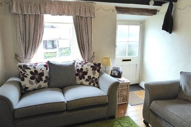 Thumbnail Cottage to rent in Fern Cottage, Penny Bridge, Ulverston