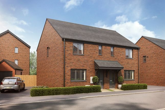 """3 bed terraced house for sale in """"The Hanbury  """" at Stratford Road, Shirley B90"""