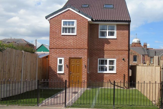 Thumbnail Detached house for sale in Welfare Close, Easington Colliery, Peterlee