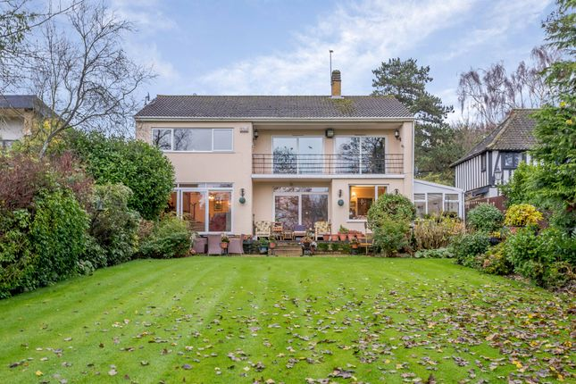 Thumbnail Link-detached house for sale in Low Road, Hellesdon, Norwich