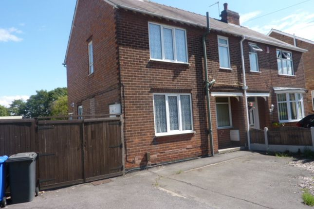 Thumbnail Shared accommodation to rent in Stenson Road, Derby