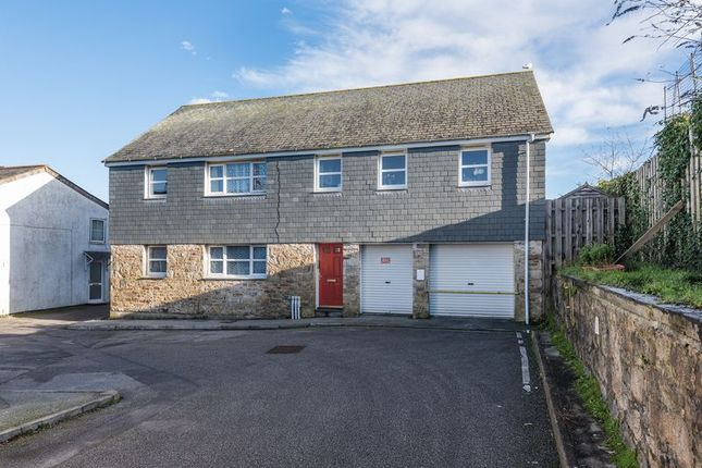 Thumbnail Flat for sale in West Charles Street, Camborne