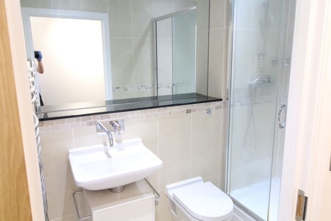 Shower Room of Slades Hill, Enfield, Greater London EN2