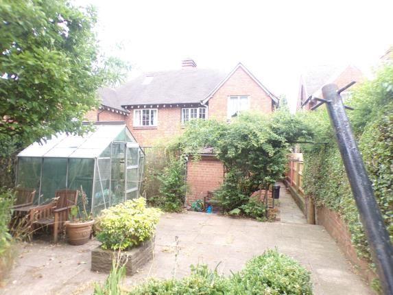Garden of Bournbrook Road, Birmingham, West Midlands B29