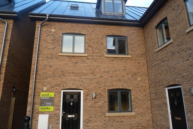 Thumbnail Semi-detached house to rent in 39 Abbey Wharf, Mill Road, Abbey Foregate, Shrewsbury
