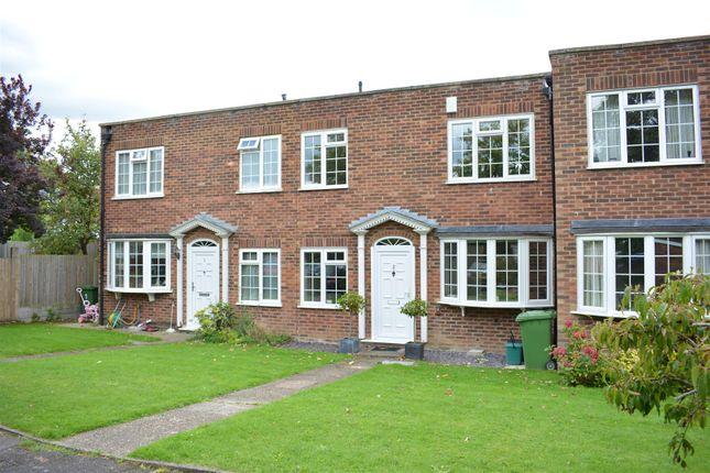 Thumbnail Terraced house for sale in Milton Gardens, St. Martins Avenue, Epsom