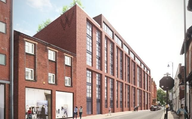 Thumbnail Flat for sale in Westminster Works, Alcester Street, Digbeth, Birmingham
