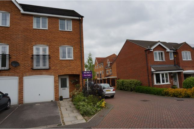 Thumbnail Semi-detached house for sale in Teal Close, Barnsley