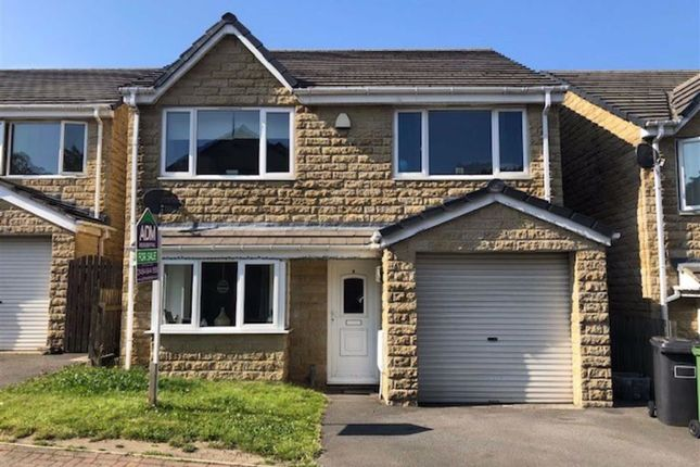 Thumbnail Detached house for sale in Redwing Crescent, Longwood, Huddersfield