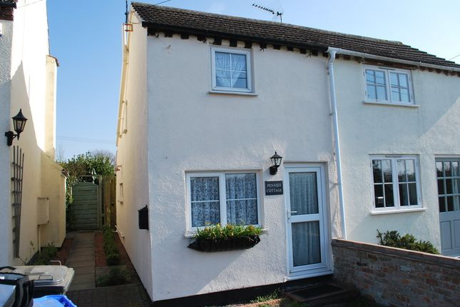 Thumbnail Cottage to rent in Mill Road, Mutford, Beccles