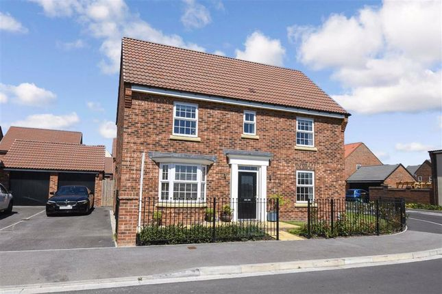 Thumbnail Detached house for sale in Lawrance Avenue, Anlaby, East Riding Of Yorkshire