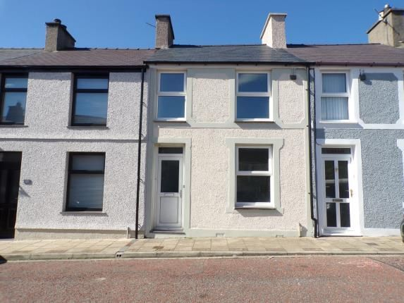 Thumbnail Terraced house for sale in Baptist Street, Penygroes, Caernarfon