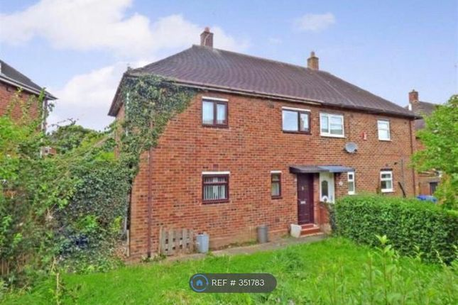 Thumbnail Semi-detached house to rent in Critchlow Grove, Stoke-On-Trent