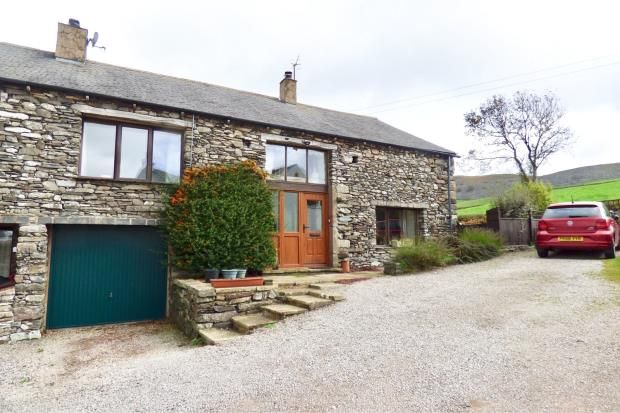 Thumbnail Semi-detached house for sale in Barn Owls, Grizebeck, Kirkby-In-Furness, Cumbria