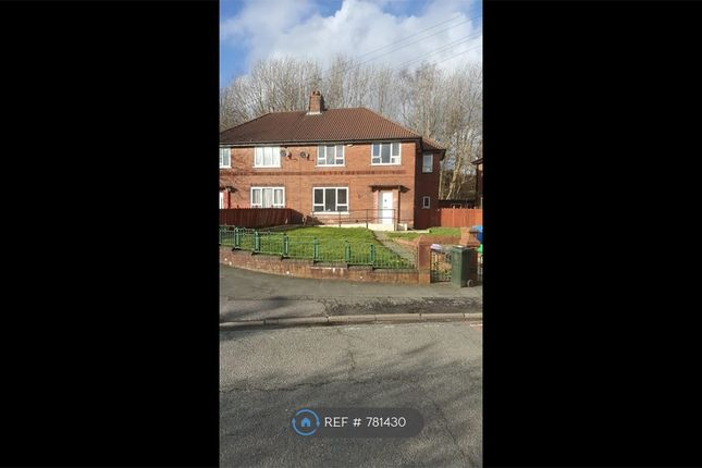 Thumbnail Semi-detached house to rent in Rhodhes Crescent, Rochdale
