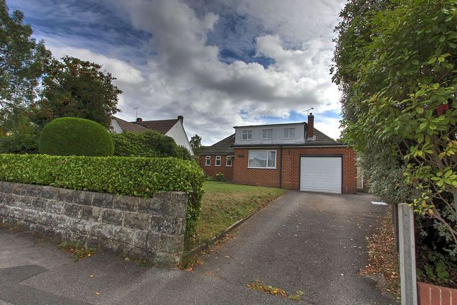Thumbnail Detached bungalow for sale in Corfe Way, Broadstone, Dorset