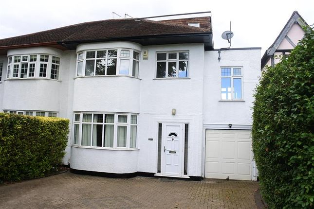 5 bed semi-detached house to rent in Bramley Road, London