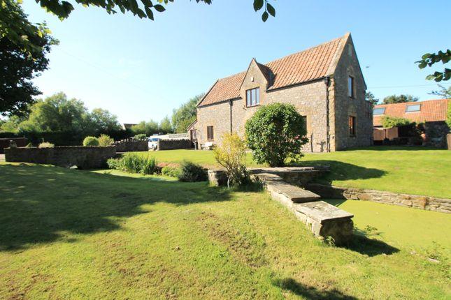 Thumbnail Detached house for sale in Ham Lane, Kingston Seymour, Clevedon