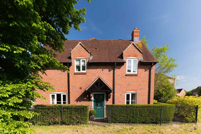 Thumbnail Semi-detached house for sale in Milton Road, Stratford Upon Avon