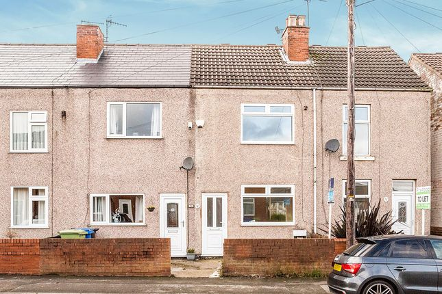 Thumbnail Terraced house to rent in Coronation Road, Brimington, Chesterfield