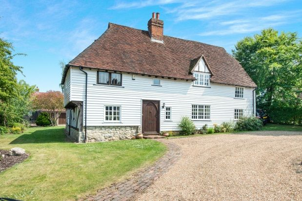 Thumbnail Detached house to rent in Dean Street, East Farleigh, Maidstone