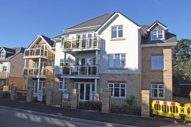 Thumbnail Flat for sale in Plot 7, Whitefield Road, New Milton, Hampshire